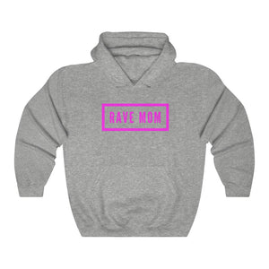 1Stop Festy Supply Shop  Rave Mom Unisex Heavy Blend Hooded Sweatshirt