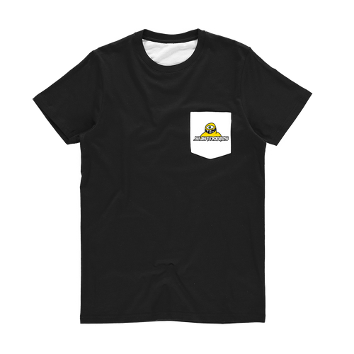 Subtronics Cyclops Army Unisex Festival Pocket T-Shirt