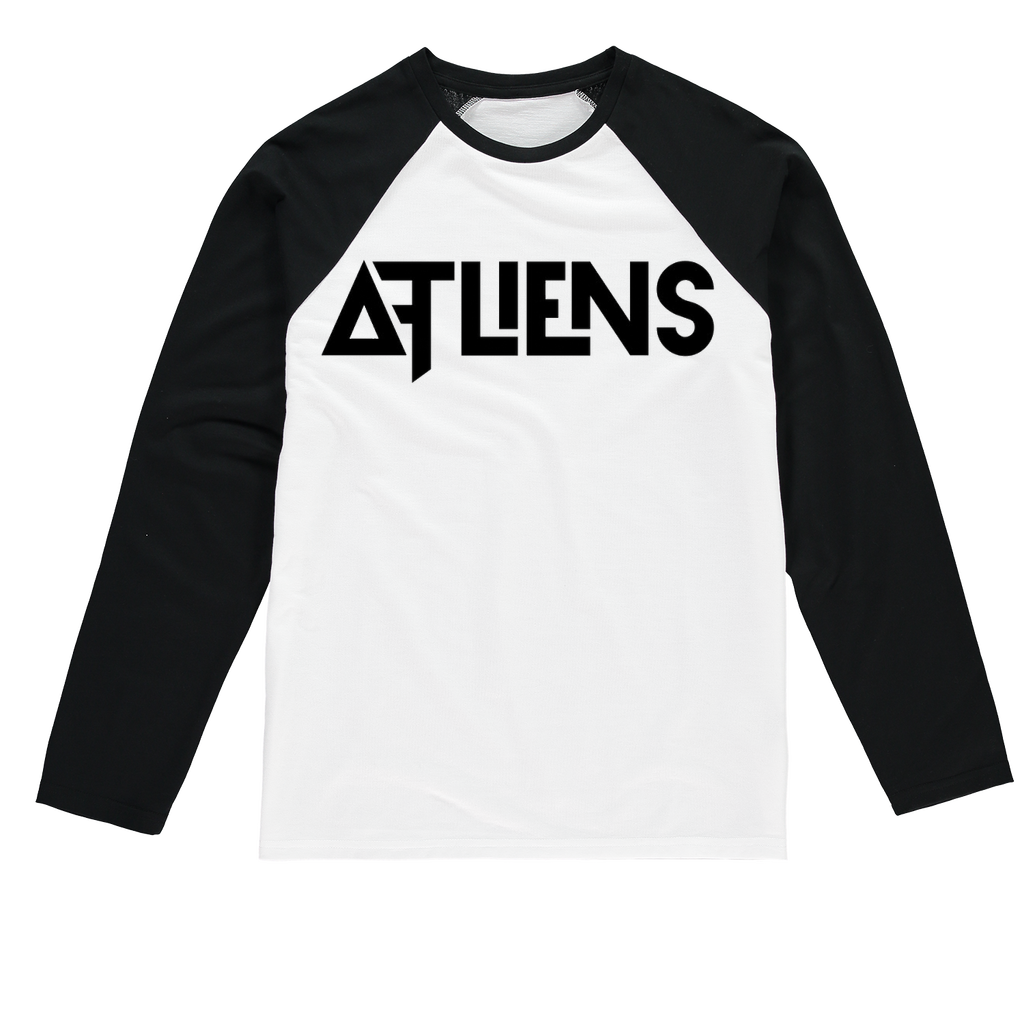 ATLiens Sublimation Baseball Long Sleeve T-Shirt