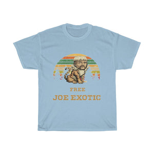 1Stop Festy Supply Shop  Free Joe Exotic Tiger King Unisex T-Shirt