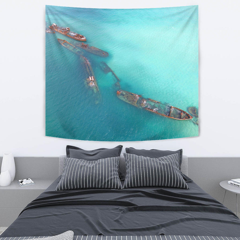 Tangalooma Ship Wrecks Queensland Australia -Music Festival Essentials-1StopFestyShop.com