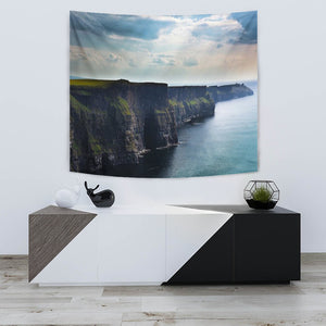 1Stop Festy Supply Shop  Cliffs of Moher ~ Tapestry