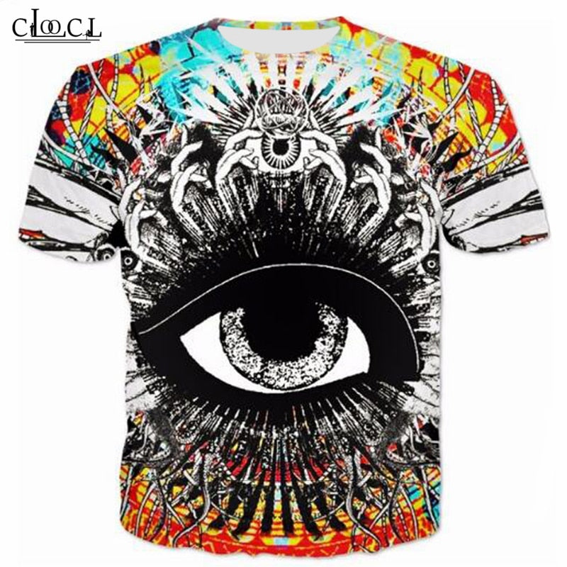 Fashion Clothes Bassnectar T Shirt 3D Print Harajuku Tops Tees Men/Women T Shirts Casual Streetwear Pullovers T240 -Music Festival Essentials-1StopFestyShop.com