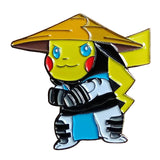 1Stop Festy Supply Shop  Pikachu Pin Pokemon  Enamel Hat Pin Collectible Metal Lapel Pin