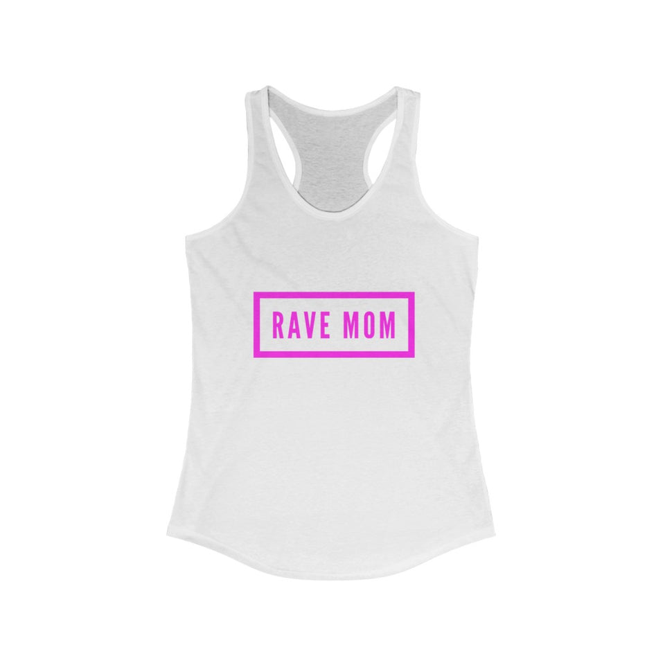 Copy of Rave Mom Women's Tank Top -Music Festival Essentials-1StopFestyShop.com