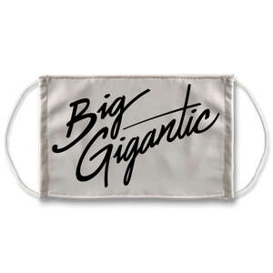 Big Gigantic Sublimation Face Mask