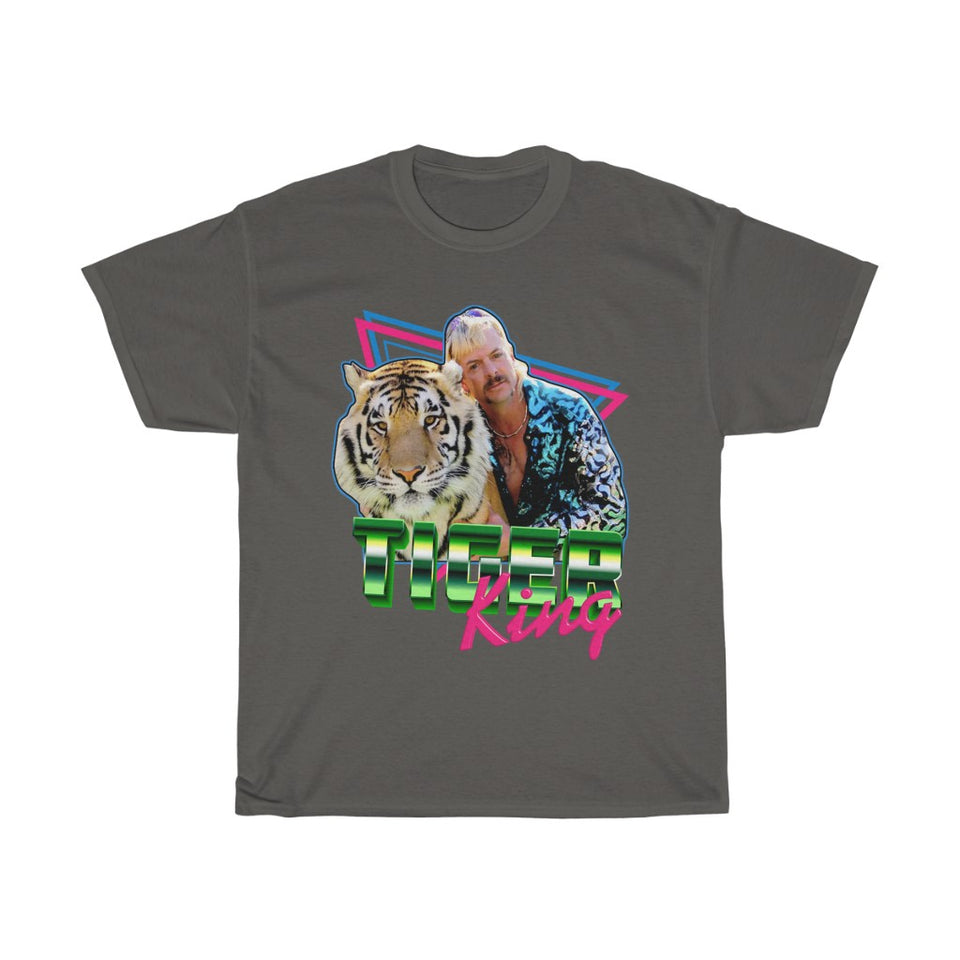 Tiger King Joe Exotic Unisex T Shirt -Music Festival Essentials-1StopFestyShop.com