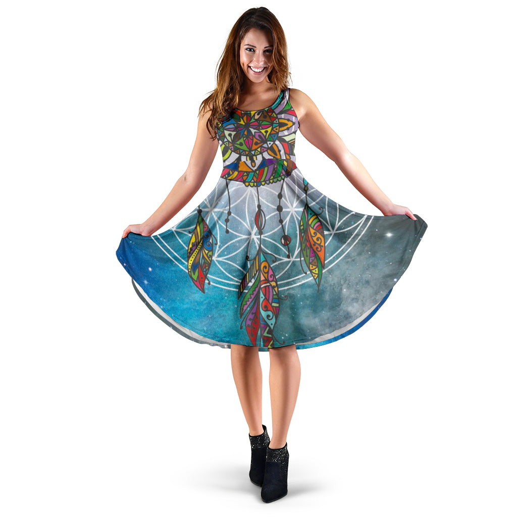 1Stop Festy Supply Shop  Chakra Dreamcatcher Dress