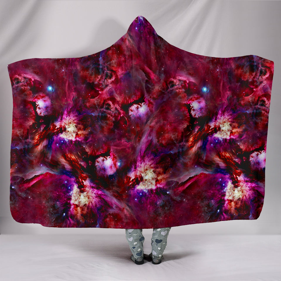 1Stop Festy Supply Shop  Guardian Galaxy Hooded Blanket