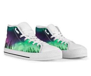 Northern Lights Forest Festival Shoes -Music Festival Essentials-1StopFestyShop.com