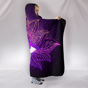 All Seeing Hooded Blanket -Music Festival Essentials-1StopFestyShop.com