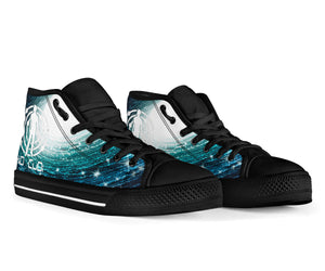 Kid Cudi High Top Festival Sneaker Shoes