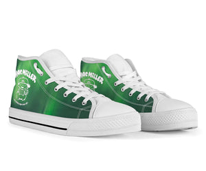 Mac Miller Northern Lights High Top Shoes -Music Festival Essentials-1StopFestyShop.com