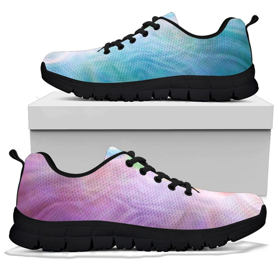 Rainbow Mandala Unisex Sneaker Shoes -Music Festival Essentials-1StopFestyShop.com