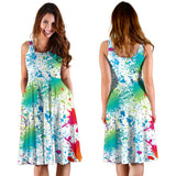 Splash Paint Dress -Music Festival Essentials-1StopFestyShop.com