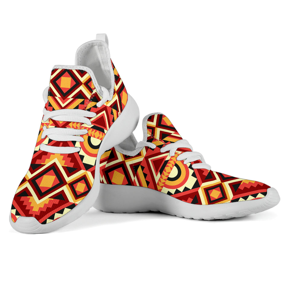Men's Kaleidoscope - White -Music Festival Essentials-1StopFestyShop.com