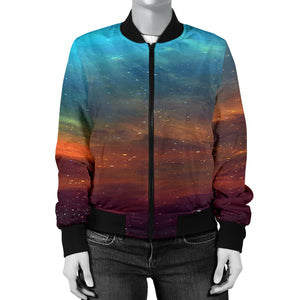 1Stop Festy Supply Shop  NP Universe Women's Bomber Jacket