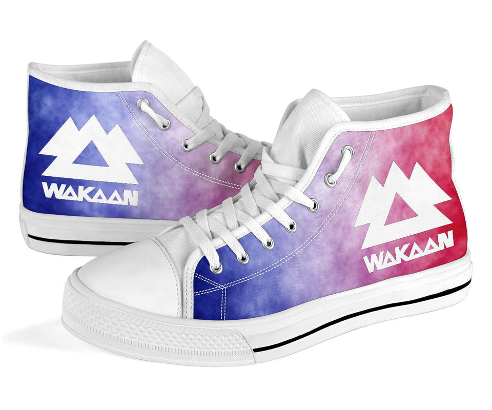 Wakaan Festival High Top Shoes -Music Festival Essentials-1StopFestyShop.com