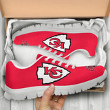 Kansas City Chiefs Super Bowl Sneakers