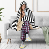 Stairway To The Stars Hooded Blanket -Music Festival Essentials-1StopFestyShop.com
