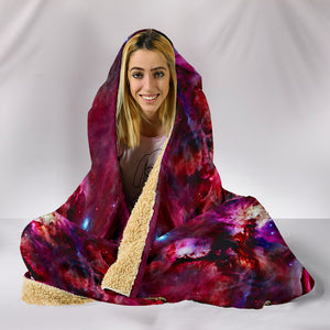 Guardian Galaxy Hooded Blanket -Music Festival Essentials-1StopFestyShop.com
