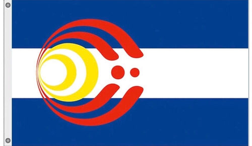 Colorado Bassnectar Festival Flag - 1Stop Festy Supply Shop