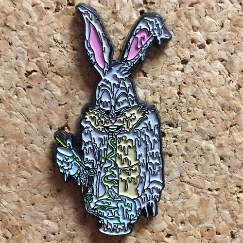 Bugs Bunny Drip Dab Hat Pin -Music Festival Essentials-1StopFestyShop.com