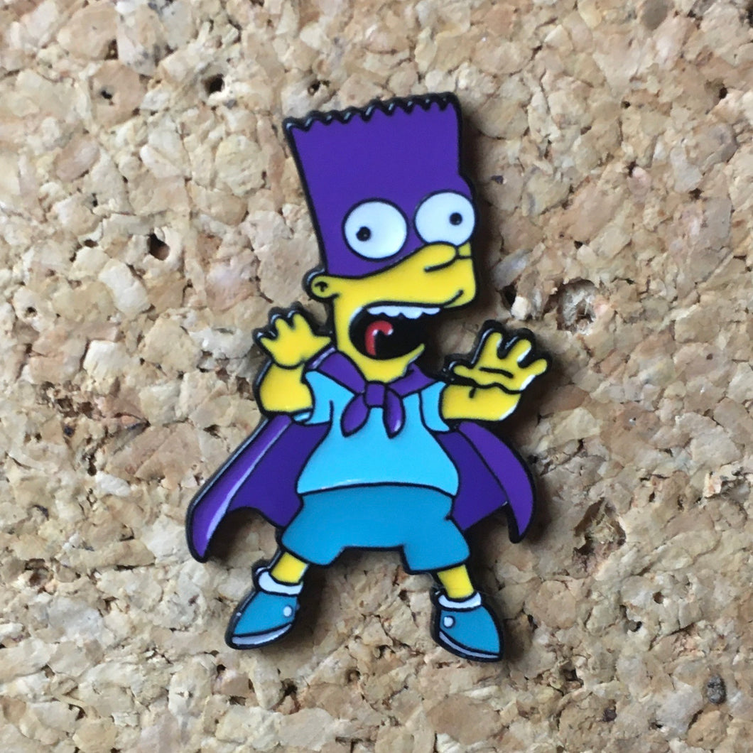 Bart Simpson Hat Pin - 1Stop Festy Supply Shop
