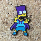 1Stop Festy Supply Shop  Bart Simpson Hat Pin