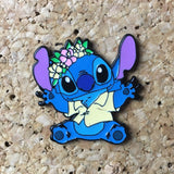 Stitch Leo & Stitch Hat Pin -Music Festival Essentials-1StopFestyShop.com