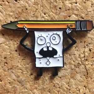 1Stop Festy Supply Shop  DoodleBob Spongebob Hat Pin