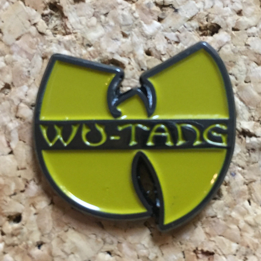 Wu- Tang Clan Hat Pin - 1Stop Festy Supply Shop
