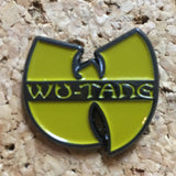 Wu- Tang Clan Hat Pin -Music Festival Essentials-1StopFestyShop.com