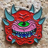 1Stop Festy Supply Shop  Cyclops Horn Hat Pin