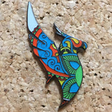 1Stop Festy Supply Shop  Illenium Phoniex Mosaic Hat Pin