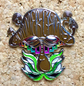 1Stop Festy Supply Shop  Summer Camp Music Festival Hat Pin