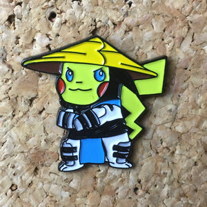 1Stop Festy Supply Shop  Pokemon Ninja Enamel Hat Pin