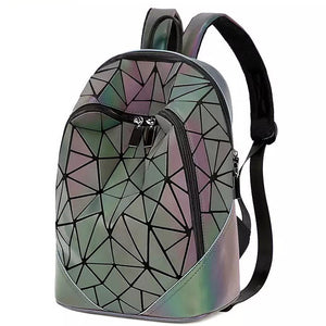 Reflective 3M Festival Backpack -Music Festival Essentials-1StopFestyShop.com