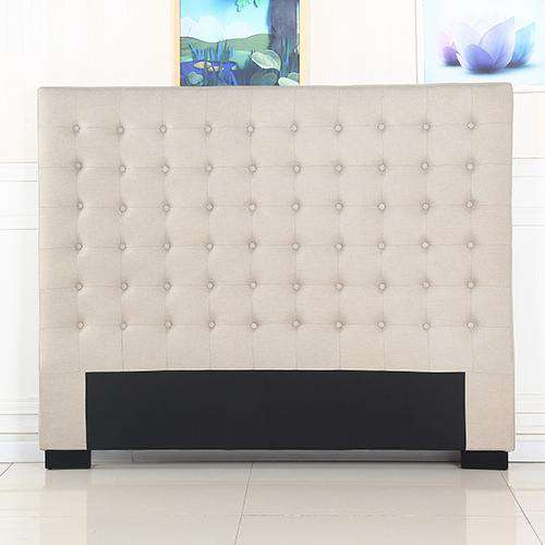 Cilantro King Beige Headboard