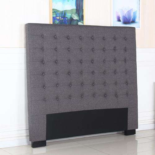 Cilantro King Charcoal Headboard