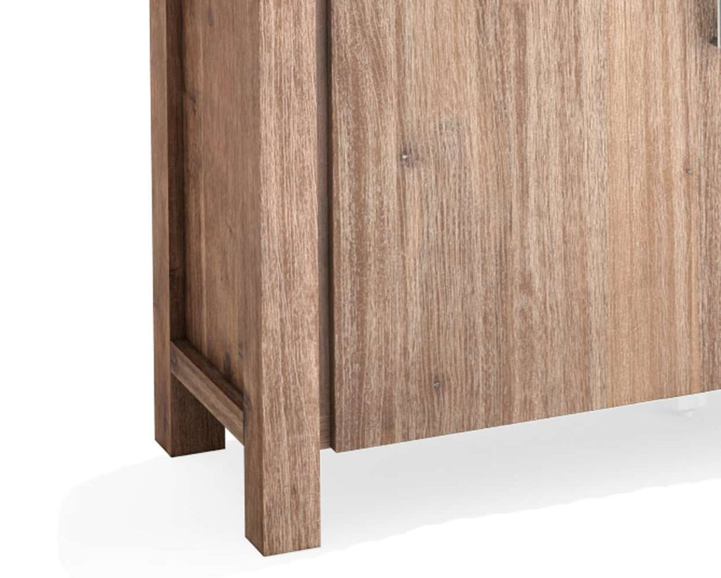 NOWRA Buffet Oak 3 Drawer
