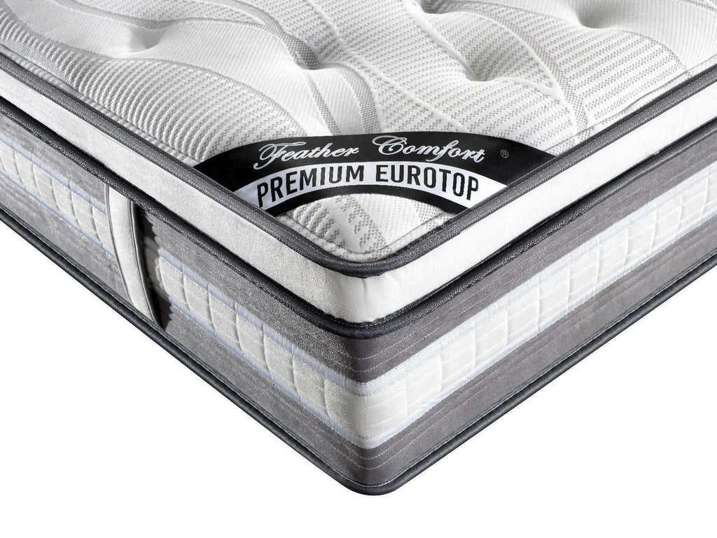 Premium Euro Top Pocket Spring Mattress