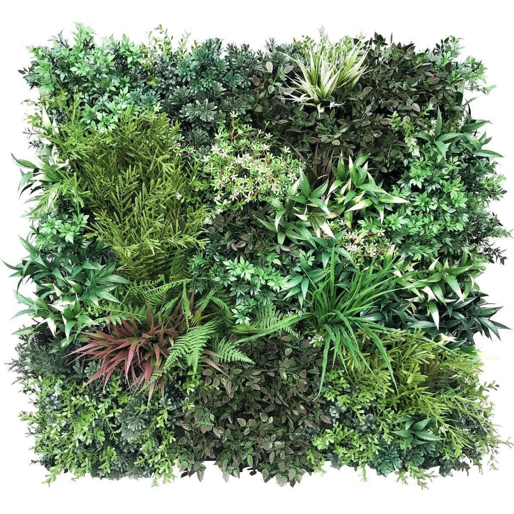 UV Stabilized Native Meadows Select Range Vertical Garden 90cm X 90cm - Desirable Home Living