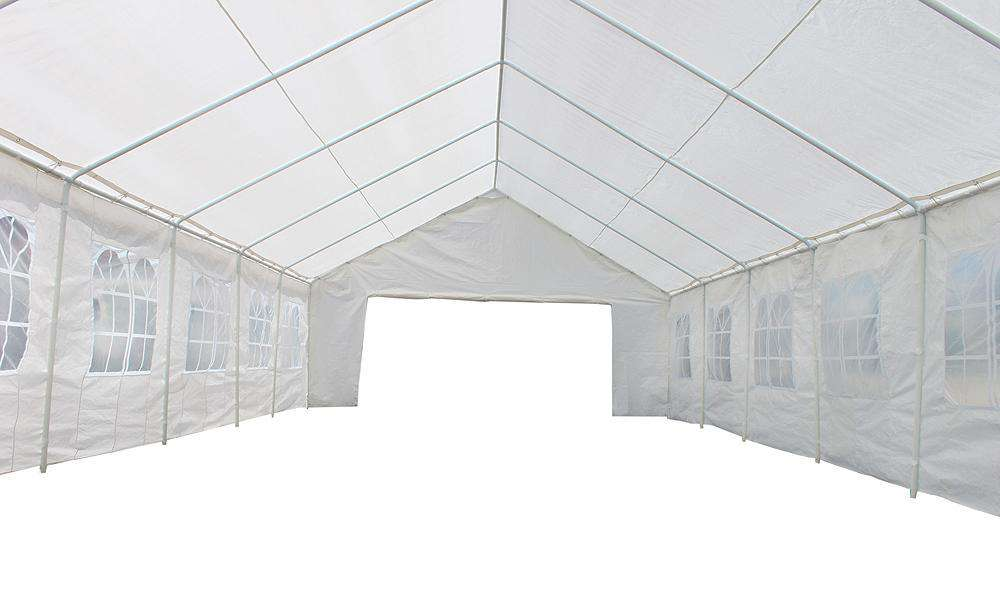 12m x 6m Party Pavilion Gazebo Marquee - Desirable Home Living