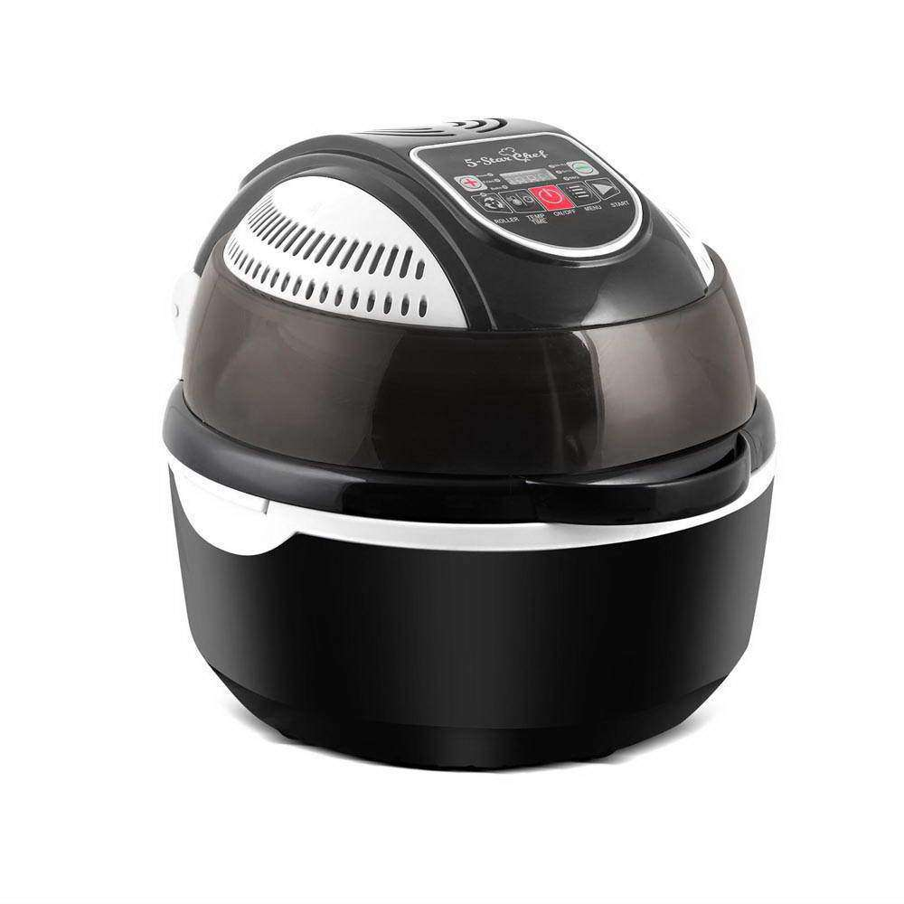 10L Air Fryer - Black