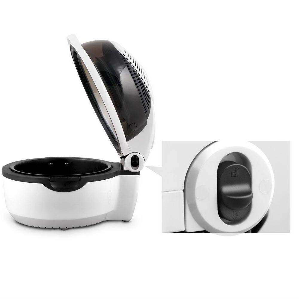 10L Air Fryer - White - Desirable Home Living