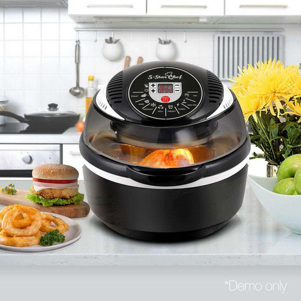 10L Air Fryer w/ Pre-set Function - Desirable Home Living