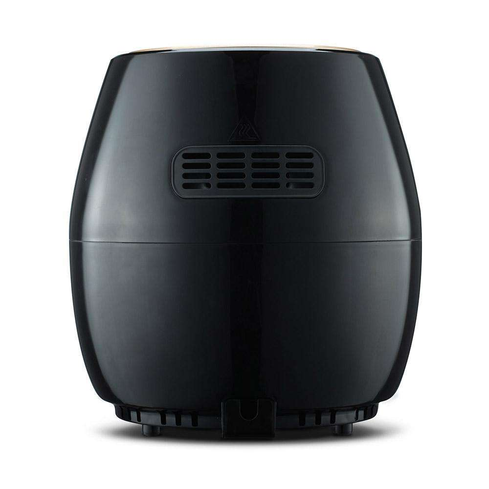 2.6L 1300W Air FryerBlack - Desirable Home Living