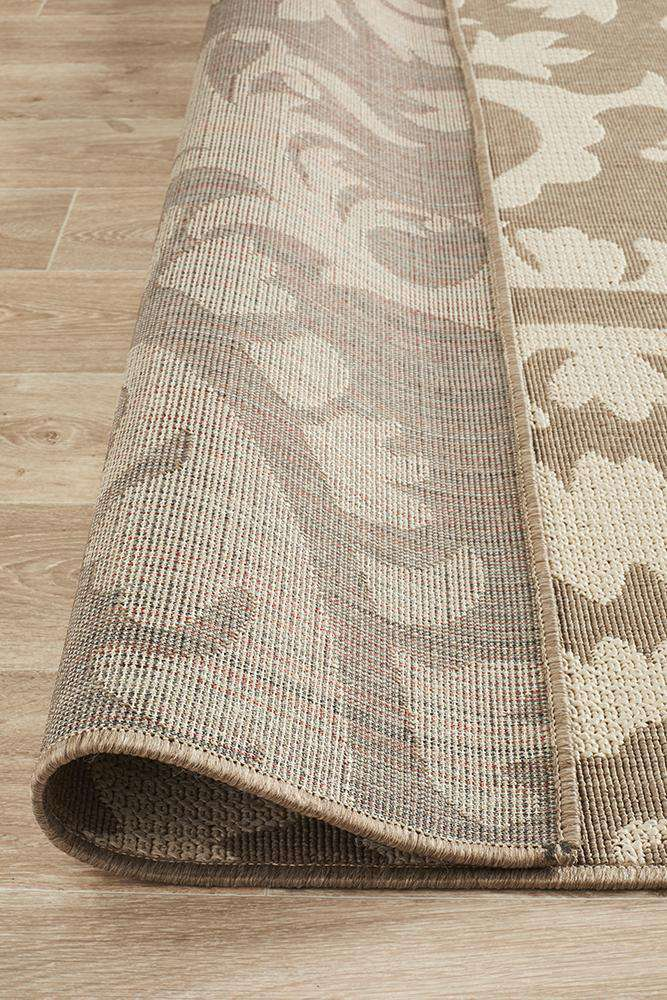 Alfresco Natural Rug - Fiona