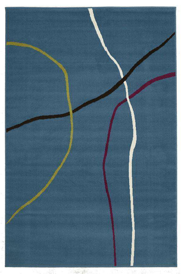 Silver Collection Modern 1477 U433 Rug